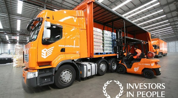 Investment in people pays dividens for Palletforce
