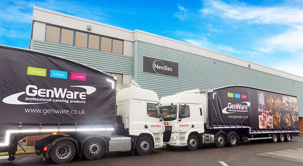 Ketra Logistics serves up new vehicles for customers