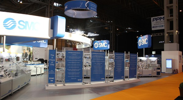 Continuous improvement an ongoing theme for SMC at Drives & Controls