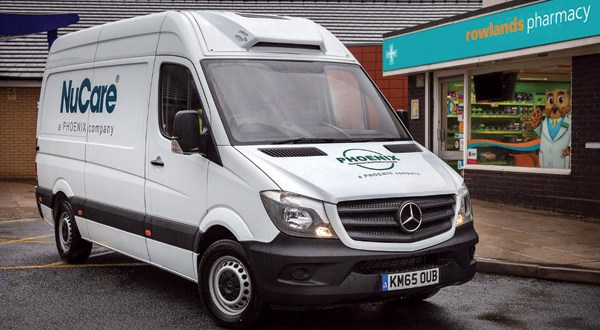 Mercedes-Benz Sprinter's on the rise with PHOENIX