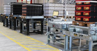 Banner relies on TGW to boost capacity and performance