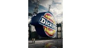 Dickies 2016 new look catalogue