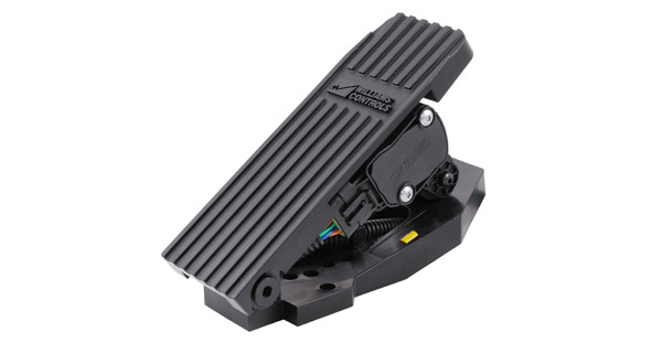 Curtiss-Wright industrial division launches new electronic floor pedal