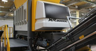 UNTHA's XR shredder achieves global sales