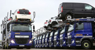 Fraikin provides a full service car transporter package for GEFCO UK