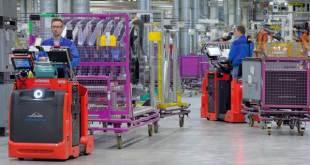 Hydrogen technology revolutionises industrial trucks