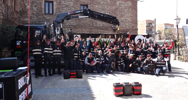Hiab's search for the World Crane Champion 2016 started