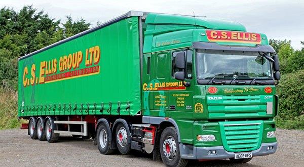CS Ellis revolutionises transport and logistics with BigChange mobile apps