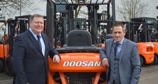 Doosan's in-house National Accounts Team
