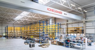 Power and agility central to Konecranes new CXT NEO Crane