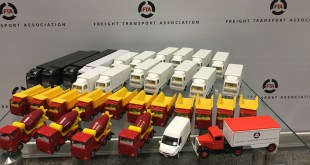FTA delivers Freight Manifesto with trucks to London
