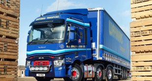 Renault Trucks' top service and reliability are key for M.S Wayman and Sons