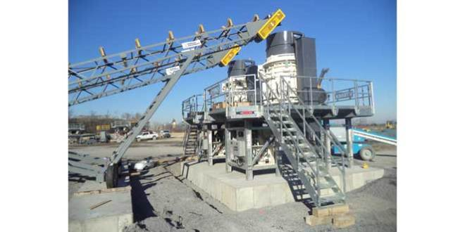 Terex® Minerals Processing Systems launches new Modular MC380X cone plant