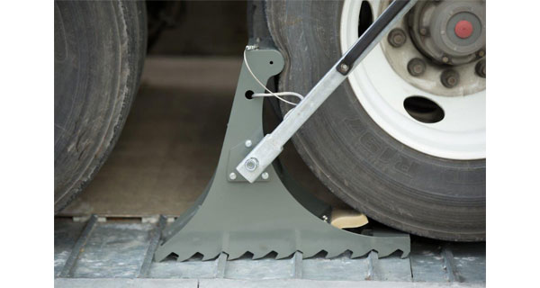 Coming to Paris - the award winning PowerChock™ System from GMR Safety