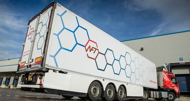 Schmitz Cargobull refrigerated trailers prove for the long haul with NFT Distribution Operations