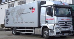 The days of paper are 'long gone' for PRG XL Video with routeMASTER telematics