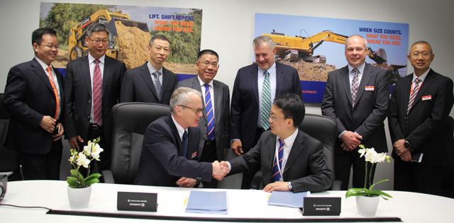 LiuGong renew global service and service parts agreement with Cummins