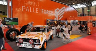 Palletforce to attend industry CV Show