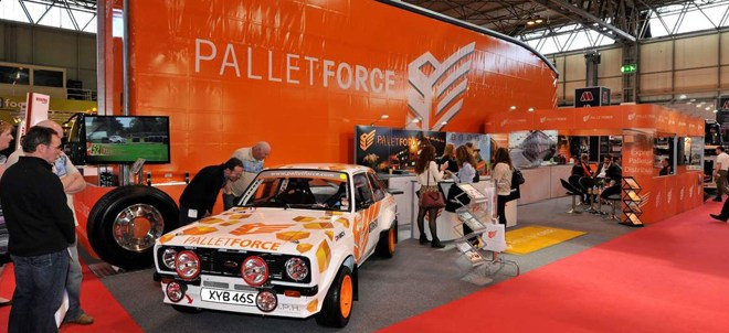 Palletforce to attend industry CV Show