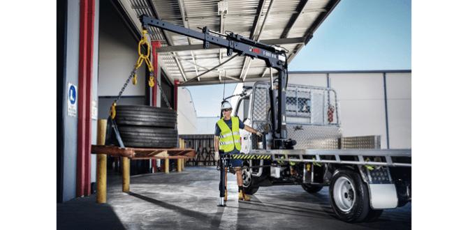 Hiab adds cranes to its renewed T-Series range