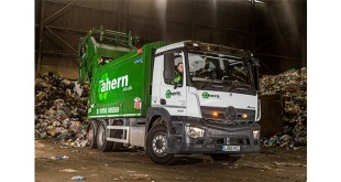 Ahern goes greener with Mercedes-Benz Antos