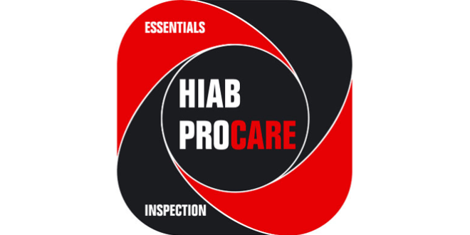 Hiab ProCare(TM) keeps the customers' business running