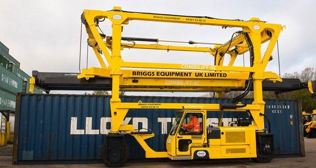 Briggs delivers innovative port handling solution for BAP Group