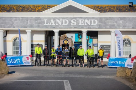 999 miles - Wincanton takes on Land's End to John O'Groats challenge 1