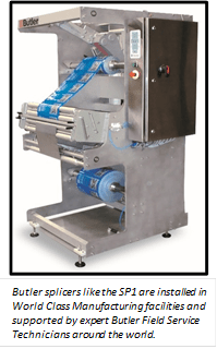 Tips for Maintaining Packaging Line Equipment by William Brum, P.E., Manager, Aftermarket Parts & Service, Butler Automatic 1