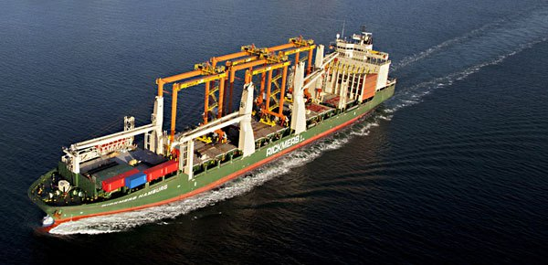 Bahri Liner and Rickmers-Linie signed space charter agreement from the US to the Red Sea and Middle East