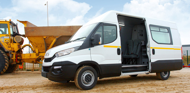 O&H Vehicle Conversions launches Titan platform