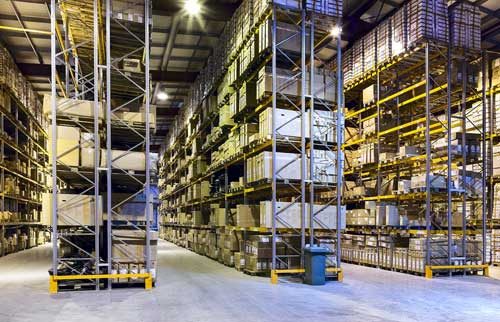 Five steps to an optimised logistics network 1