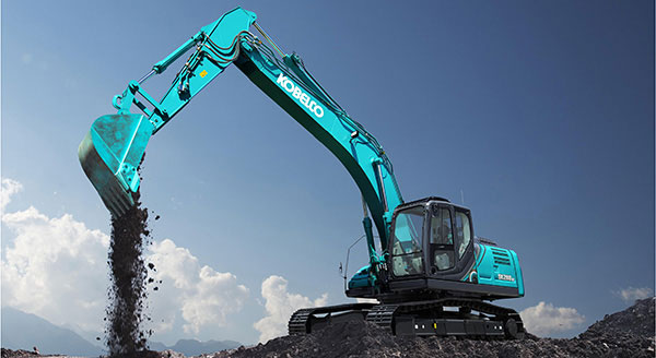 Kobelco Construction Machinery strengthens French dealer network