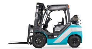 LPG forklifts complete the Baoli KB family