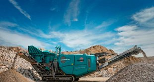 Powerscreen celebrates 50th anniversary at Hillhead 2016
