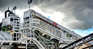 Terex Washing Systems to unveil new products at Hillhead 2016