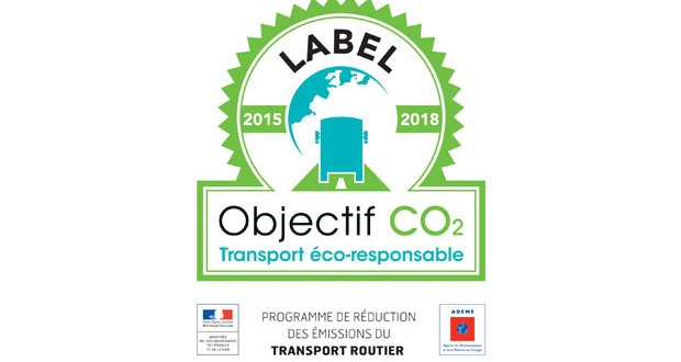 "XPO Logistics awarded eco-friendly transport Label ""Objectif CO2"""