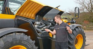 Maxoptra Routing and Scheduling Software optimises field service operation for Greenshields JCB