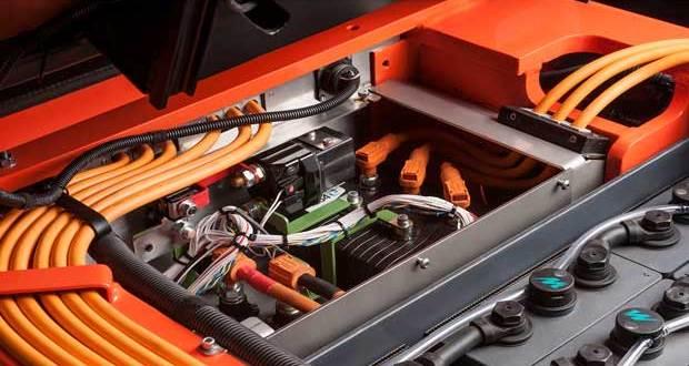 New UK-built X-Range series forklits from Nexen