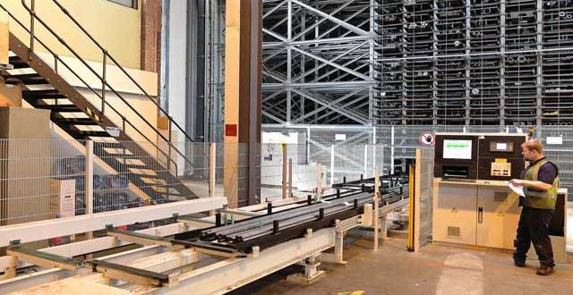 Bohler-Uddeholm (UK) invests in KASTO UNICOMPACT storage and retrieval system