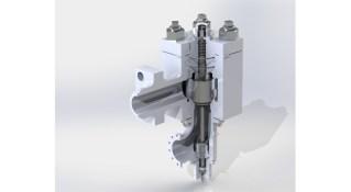Oilgear hydraulic components