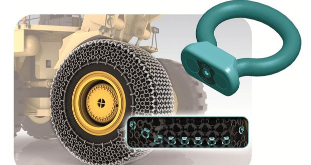 RUD EASYLOCK Chain Fitting Systems reduce chain fitting time by 30%