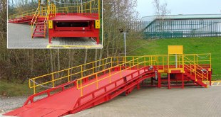 BM Catalysts improve efficiency and safety with bespoke loading solution from Thorworld Industries