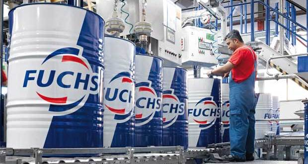 New East Anglian depot for FUCHS Lubricants