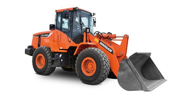 New DL220-5 Stage IV Wheel Loader from Doosan Bobcat