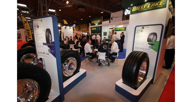 Vacu-Lug returns to the CV Show with a selection of premium tyres
