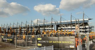 IronPlanet and Finning host first UK Unreserved Public Auction of Cat® equipment with resounding success