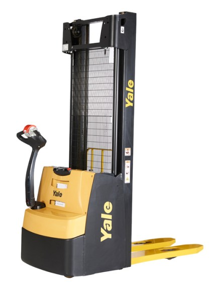 Yale® Europe Materials Handling is to launch a new pedestrian stacker series that promises to deliver a range of customer benefits