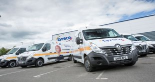 Fraikin grows Lyreco contract by more than 80 per cent