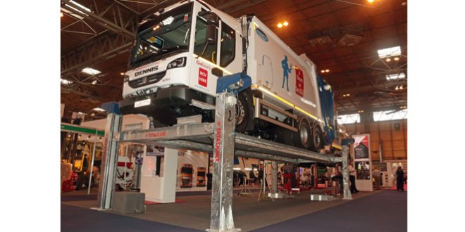 Latest TOTALKARE lifts on show at RWM 2016